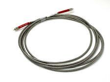 Ocean Optics VIS-NIR Spectrometer 600um FC Fiber Cable 4 meters METAL JACKET