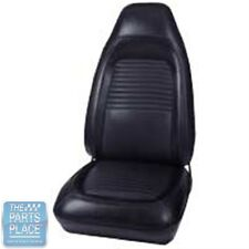 1970 Barracuda / Cuda Saddle Front Bucket Seat Covers - PUI