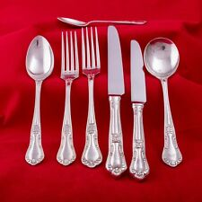 """Stanley Roger's & Son Dinner Set """"Countess"""" Pattern - Vintage Table Silver"""