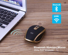 Wireless Bluetooth 800/1200/1600dpi Optical mouse Mice for MAC Laptop Computer