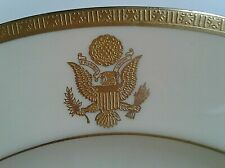 Franklin D. Roosevelt Dinner Plate Signed Used By Fdr On The Ferdinand Magellan