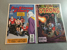 Tom Strong 13 14 15 16 17 18 19 20 21 22 36 Alan Moore