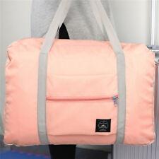 Big Foldable Travel Storage Luggage Carry-on Organizer Hand Shoulder Duffle Bag^