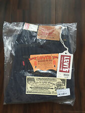 NWT Levis Vintage LVC 1976 501 Raw Rigid STF Jeans 33x32 Made in USA (MSRP$285)