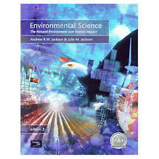 Environmental Science: The Natural Environment and Human Impact by Andrew R. W.…