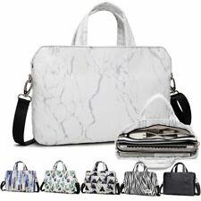 13 14 15 inch Laptop Computer Shoulder Messenger Bag Carrying Sleeve Briefcase