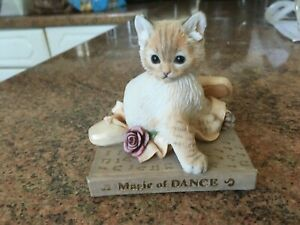 COUNTRY ARTISTS 02286 THE MAGIC OF DANCE KITTEN
