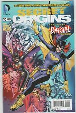 SECRET ORIGINS #10 BATGIRL JOKER POISON IVY FIRST PRINT DC COMIC BOOK 2015 NEW
