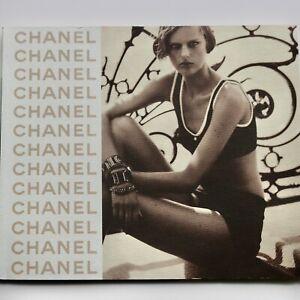 Chanel s/s 1998 fashion lookbook catalogue Karl Lagerfeld Stella Tennant