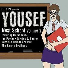 FREE US SHIP. on ANY 2 CDs! NEW CD Yousef: Mixer Presents: Next School 1