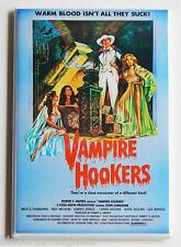 Vampire Hookers FRIDGE MAGNET (2.5 x 3.5 inches) movie poster horror