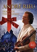 Andre Rieu: Home For The Holidays, Good DVD, Andre Rieu, Lida Volleberg-Huver