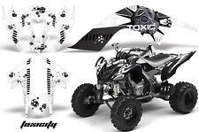 ATV Decal Graphic Kit Quad Sticker Wrap For Yamaha Raptor 700 2006-2012 TOX K W