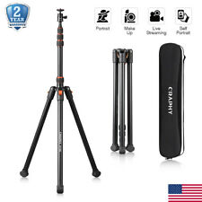6.5ft Light Stand Photo Video Studio Adjustable Tripod Lighting Photography Kit