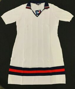 ⛳💗NWT💗⛳ MOVETES CRICKET GOLF DRESS KNIT WOMEN'S XL RED OR WHITE OR BLUE