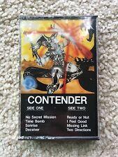 CONTENDER 1985 CASSETTE DEMO private xian christian metal melodic hard rock aor