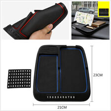 Anti Slip Silicone Pad Dash Mat Car Mobile Phone GPS Mount Holder Stand Washable