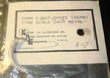 Kae 1:48 20mm Eject Chute (German) Cast Metal Detail Set #A17