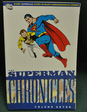 THE SUPERMAN CHRONICLES VOLUME 7 (9.2) 1ST PRINT 2009