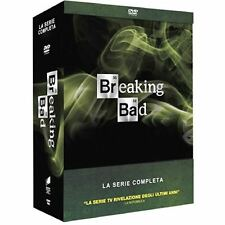 COFANETTO BREAKING BAD - La Serie Completa (21 Dvd) ed. italiana originale