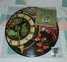 """Rush The Garden Picture Disc 10"""" Vinyl RSD 2013 New Neal Peart Geddy Lee Alex"""
