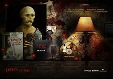 LAYERS OF FEAR CONNOISSEUR COLLECTOR'S EDITION PC DVD NEW SEALED ENGLISH STEAM