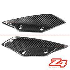 2012-2014 BMW S1000RR Side Winglet Wings Trim Spoiler Fairing Cowl Carbon Fiber