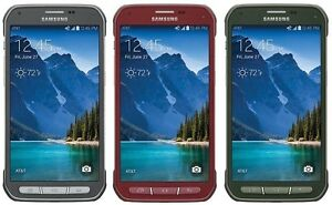 Samsung Galaxy S5 Active G870 G870A Quad Core 2GB RAM 4G LTE 16MP TouchScreen