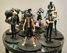 One Piece Straw Hat Crew Figures Full Line Up Toy Gift Figure Anime Manga
