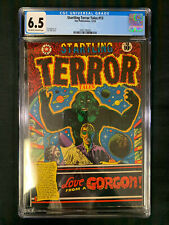Startling Terror Tales #13 CGC 6.5 Star Publications 1952 Horror Pre Code