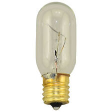 5 Light Bulbs, 25T8N 120V Exit Sign Microwave Oven Freezer Appliance 25W BULBS
