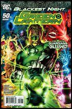 Green Lantern #50 Jim Lee 1:25 Variant Blackest Night NM