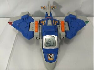 Vtech Switch and Go Dinos Span The Spinosaurus Blue Jet Plane. TESTED & Working!