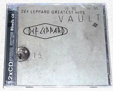 DEF LEPPARD Vault / Live in Sheffield Special Ed SOUTH AFRICA Cat# SSTARCD6822