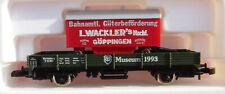 Märklin Z MODELL Museum 1993 Güterwagen