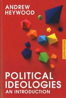 Political Ideologies An Introduction by Andrew Heywood 9781137606013 | Brand New