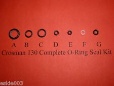 Crosman 130 Air Pistol One  Complete O-Ring  Seal Kit for .22 cal.