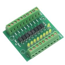 12V Input 5V Out Optocoupler Isolation Control 8 Channel Isolated Signal Board