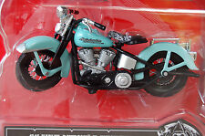 HARLEY DAVIDSON  FL  KNUCKLEHEAD   1/18th  MODEL  MOTORCYCLE