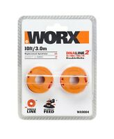 WORX WA0004 Replacement Grass Trimmer Spool