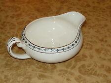 Antique Milk Jug ' BY ' Alfred Meakin England ~ Vintage Porcelain Gravy Boat