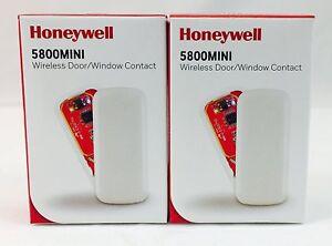 2 Pack - Honeywell 5800MINI Door/Window Transmitter
