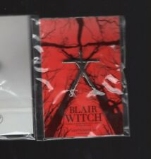 2x BLAIR WITCH 2016 ORIGINAL Promotional Pin BRAND NEW, Still in Bag. Never Used
