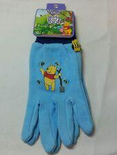 Brass Key Keepsakes Winnie the Pooh Children's Gardening Gloves Ages 3+