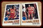 1977-78 Topps Basketball Cards 85
