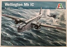 Italeri 1383 Wellington Mk IC 1/72 Model Kit NIB