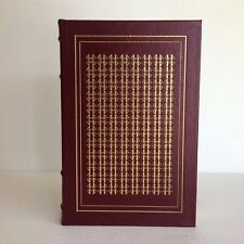 Easton Press The Complete Madison Collector's Notes Library Of Presidents 1988