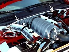 Chrysler 300 / Dodge Charger/Magnum SRT 8 Firewall Polished 2005-2010-303012
