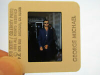 Original Press Promo Slide Negative - George Michael - 1991 - B
