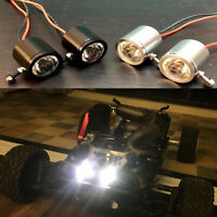3W Searchlight LED Light For 1/10 Traxxas TRX4 SCX10 D90 RC Truck Crawler Car